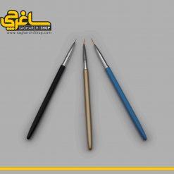 ست قلم طراحی مویی