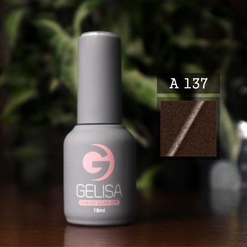لاک ژل gelisa کد A137