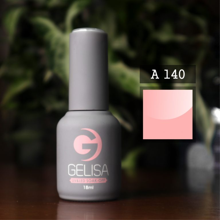 لاک ژل gelisa کد A140