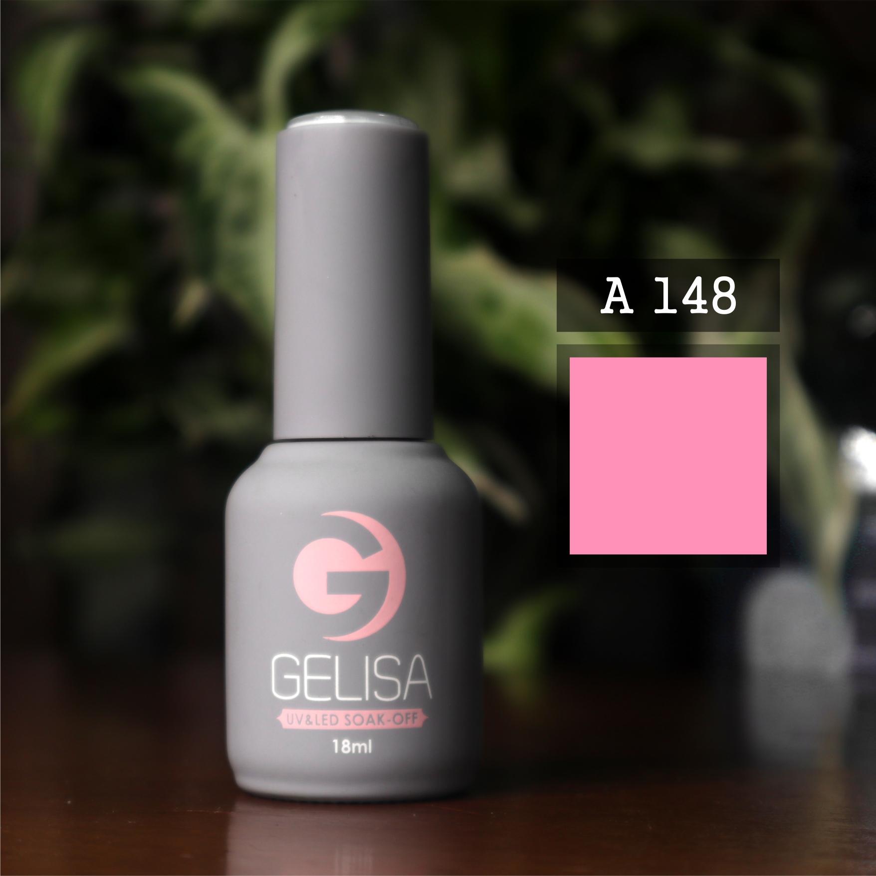 لاک ژل gelisa کد A148
