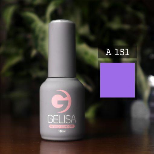 لاک ژل gelisa کد A151