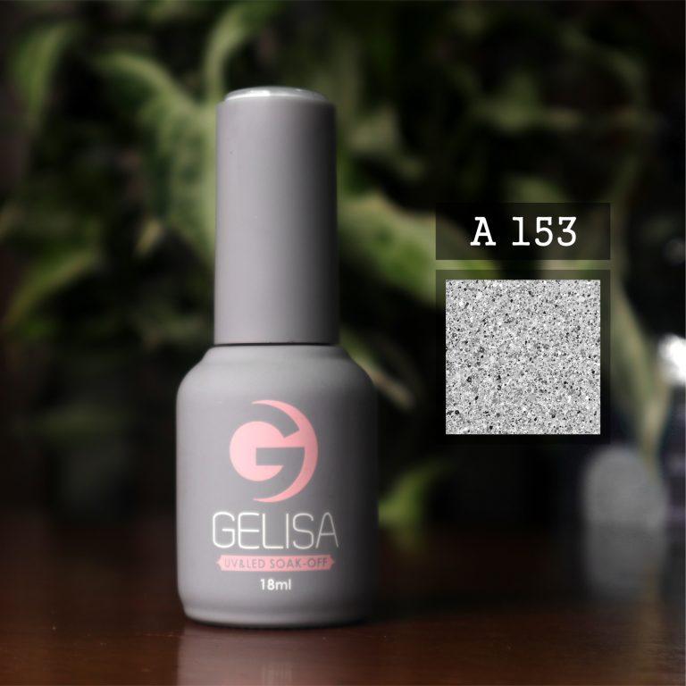 لاک ژل gelisa کد A153