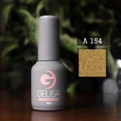 لاک ژل gelisa کد A154