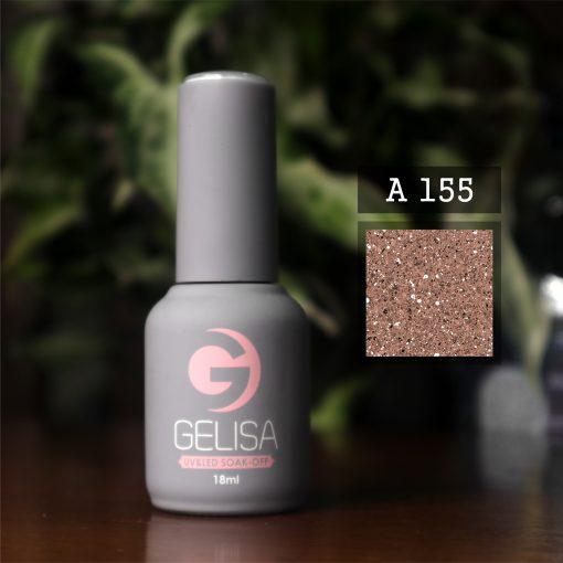 لاک ژل gelisa کد A155