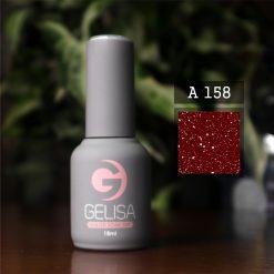 لاک ژل gelisa کد A158