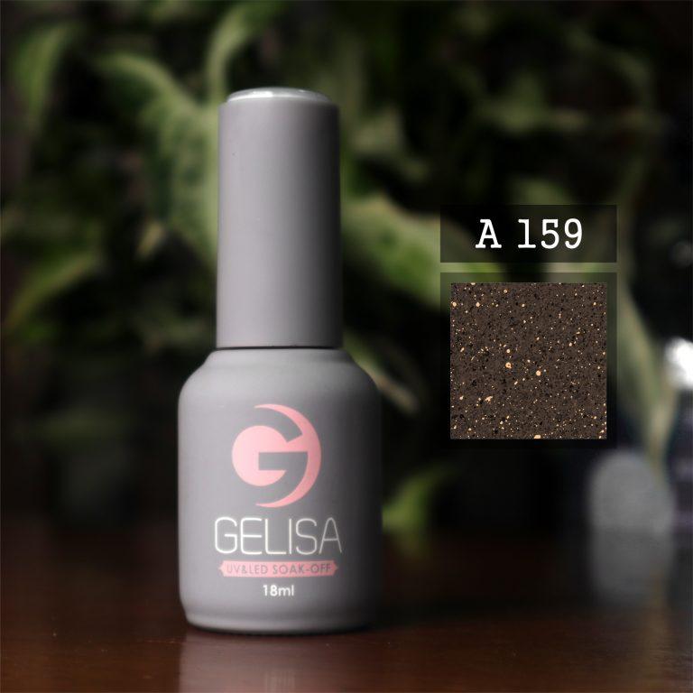 لاک ژل gelisa کد A159