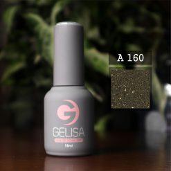 لاک ژل gelisa کد A160