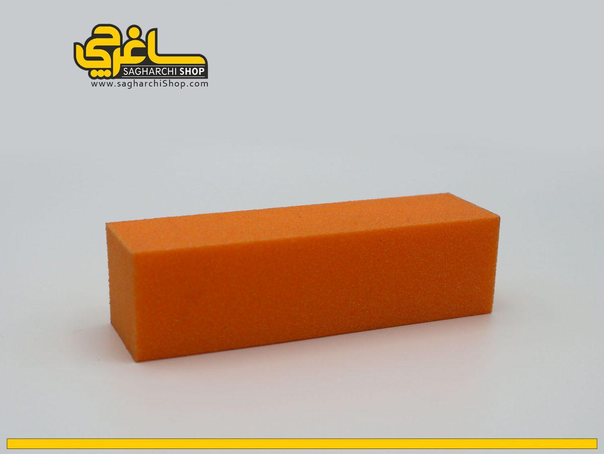 بافر مکعبی نرم نارنجی