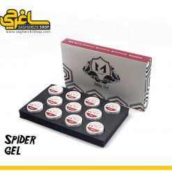 پک 11 عددی Milly Gel - Spider gel