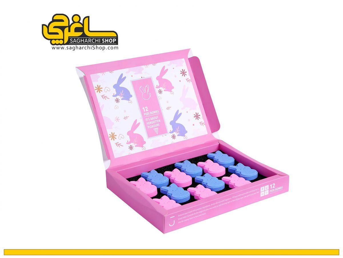 کوکتل جعبه ای 12 عددی ژبن Rabbit